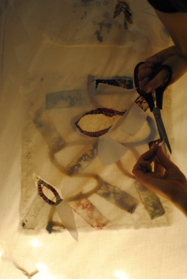 20. revealing the embroidery