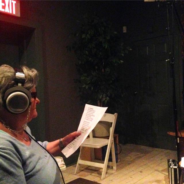 marlene recording
